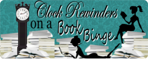 Clock Rewinders on a Book Binge: 11/4/12