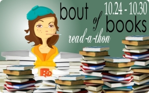 Bout of Books Read-a-Thon Starting Post